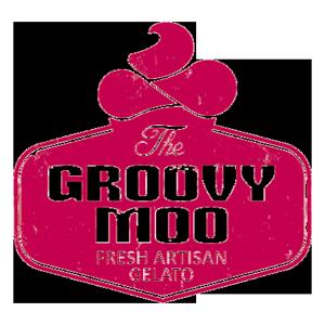 The Groovy Moo logo