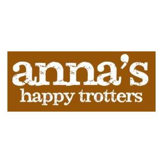 Anna's Happy Trotters logo