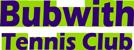 Bubwith Tennis Club Logo