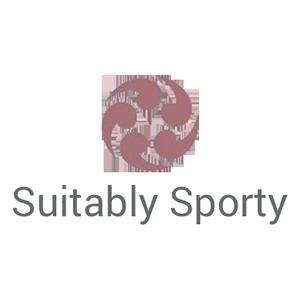 Suitably Sporty logo